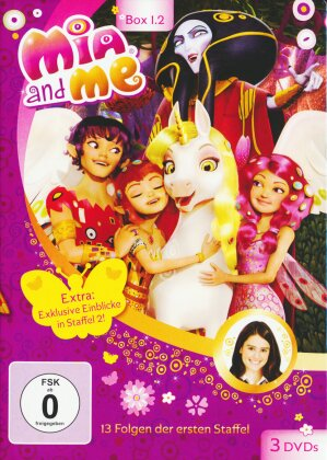 Mia and Me - Staffel 1.2 (3 DVDs)