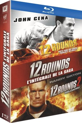 12 Rounds / 12 Rounds 2 - Reloaded (2 Blu-rays)