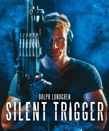 Silent Trigger (1996) (Digipack, Limited Edition, Uncut, Blu-ray + DVD)
