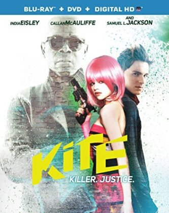 Kite (2014) (Blu-ray + DVD)