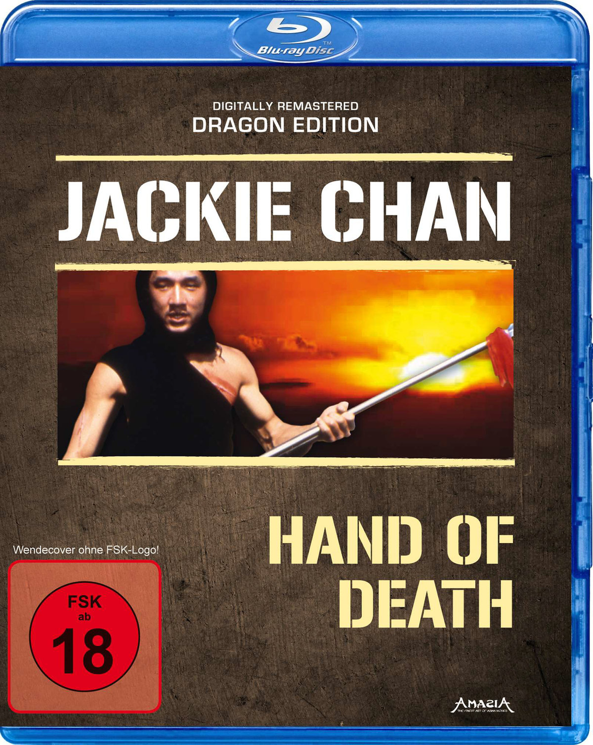 Jackie Chan - Hand of Death (Dragon Edition, Digitally Remastered)