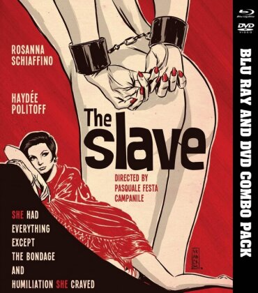 The Slave - Scacco alla regina (Limited Edition, Blu-ray + DVD)