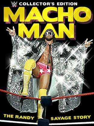 WWE: Macho Man - The Randy Savage Story (Collector's Edition, 6 DVD)