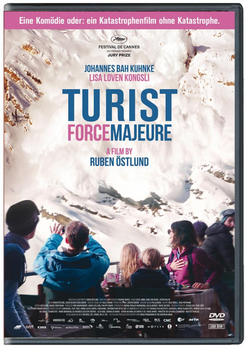 Turist - Force Majeure (2014) (Cede)