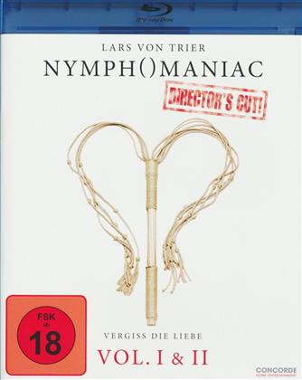 Nymphomaniac - Vol. 1 & 2 (Director's Cut, 2 Blu-rays)