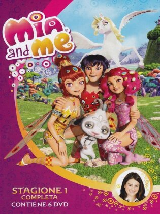 Mia and Me - Stagione 1 (6 DVDs)