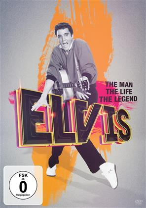 Elvis Presley - The Man, The Life, The Legend (Inofficial)