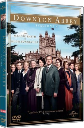 Downton Abbey - Stagione 4 (4 DVD)