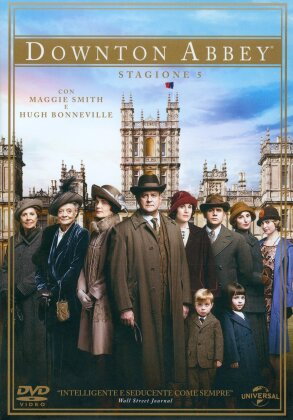 Downton Abbey - Stagione 5 (5 DVD)