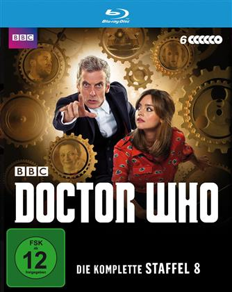 Doctor Who - Staffel 8 (BBC, 6 Blu-rays)