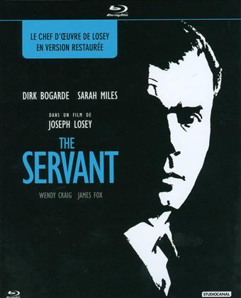 The Servant (1963) (s/w, Digibook)