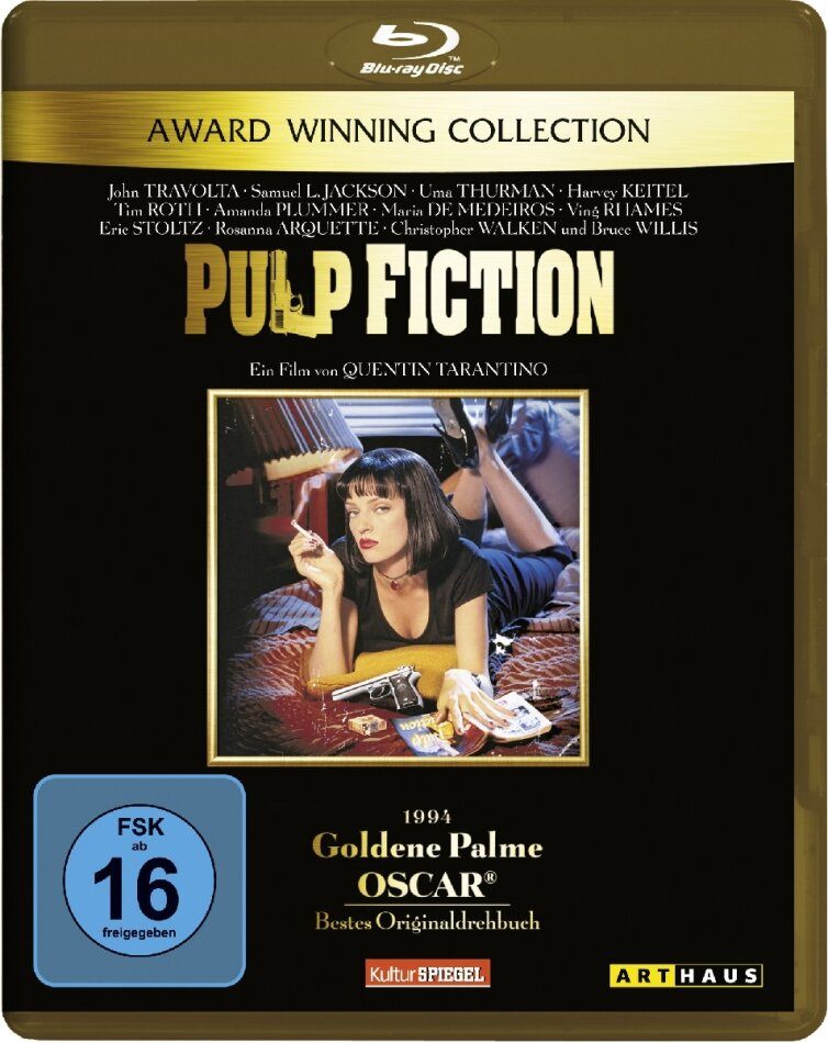 Pulp Fiction - (Award Winning Collection) (1994)