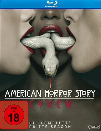American Horror Story - Coven - Staffel 3 (3 Blu-rays)