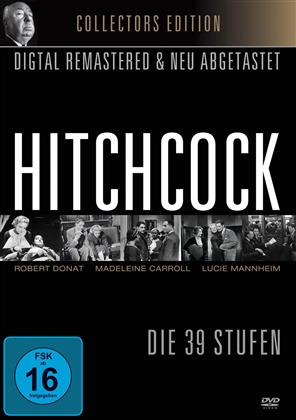Die 39 Stufen (1935) (Collector's Edition, s/w)