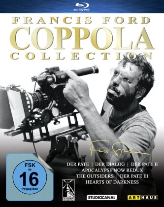 Francis Ford Coppola Collection - Collection (Arthaus, 7 Blu-rays)