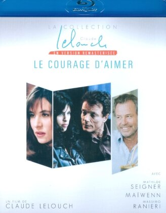 Le courage d'aimer (2005) (Collection Claude Lelouch, Remastered)