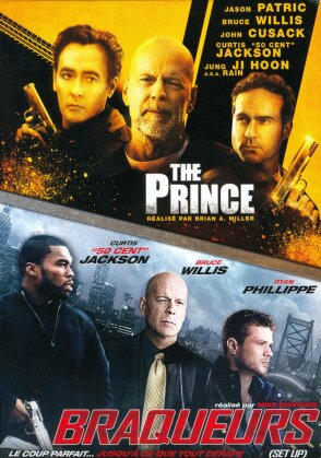 The Prince / Braqueurs (2 DVDs)