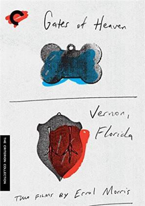 Gates of Heaven (1978) / Vernon, Florida (1981) (Criterion Collection, 2 DVD)