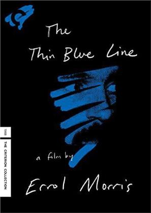 The Thin Blue Line (1988) (Criterion Collection)