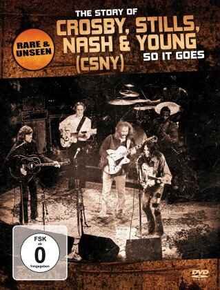 Crosby, Stills, Nash & Young - The Story Of Crosby, Stills, Nash & Young