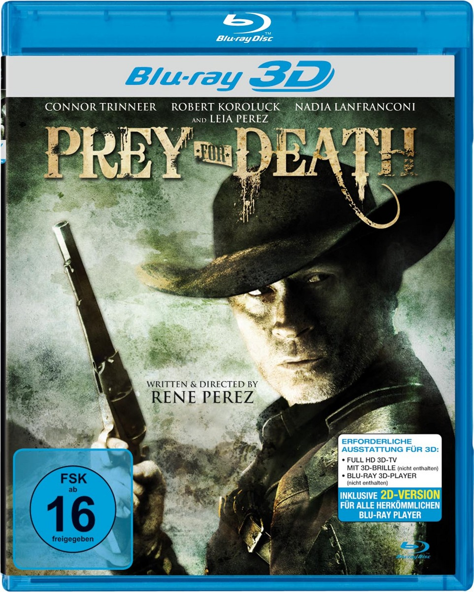 Prey for Death 3D (2014) - (Blu-ray 3D (+2D))