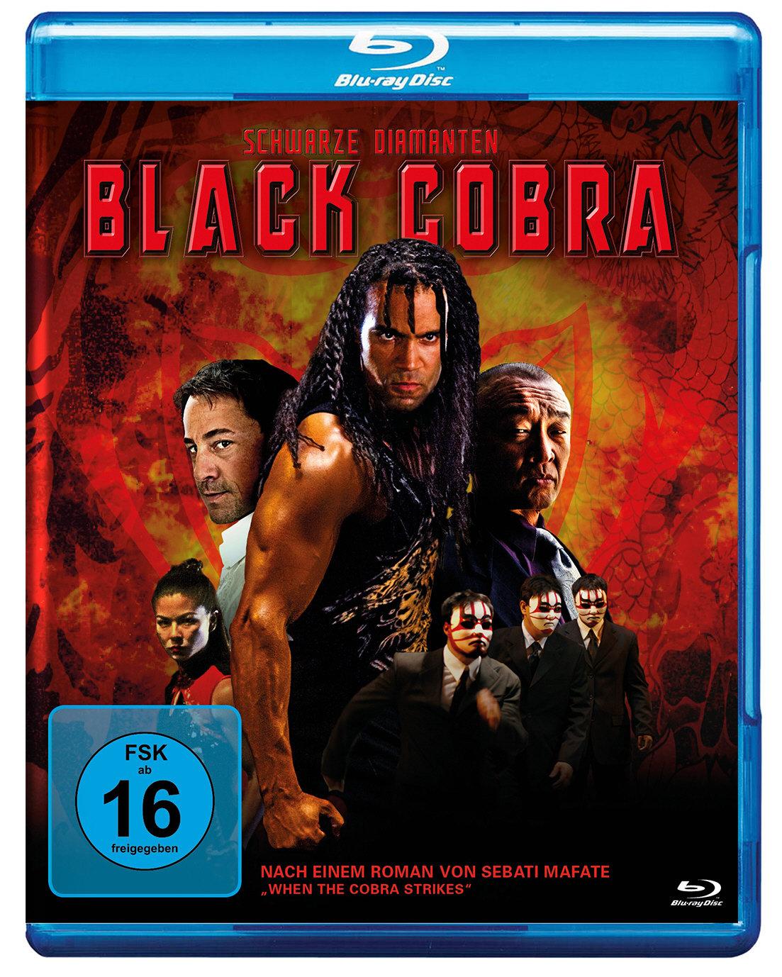 Black Cobra (2012) - Schwarze Diamanten