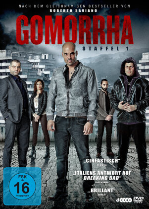 Gomorrha - Staffel 1 (5 DVDs)