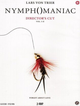 Nymphomaniac - Vol. 1 & 2 (Director's Cut, 2 DVD)