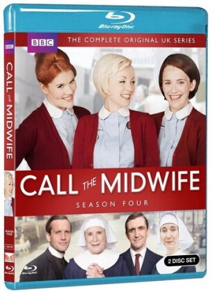 Call the Midwife - Season 4 (BBC, 2 Blu-rays)
