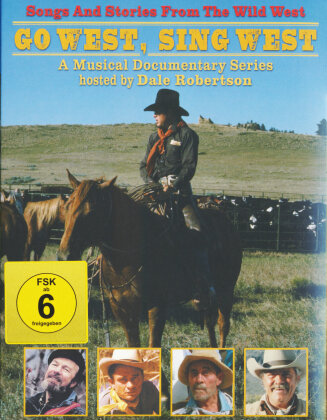Various Artists - Go West, Sing West (2 DVDs)