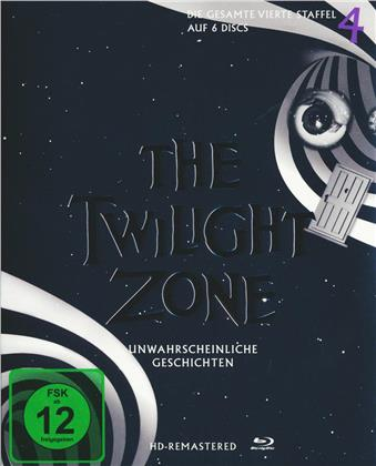 The Twilight Zone - Staffel 4 (s/w, Remastered, 6 Blu-rays)