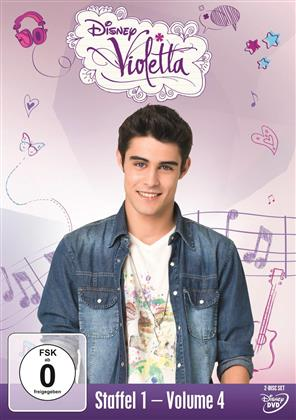 Violetta - Staffel 1.4 (2 DVDs)