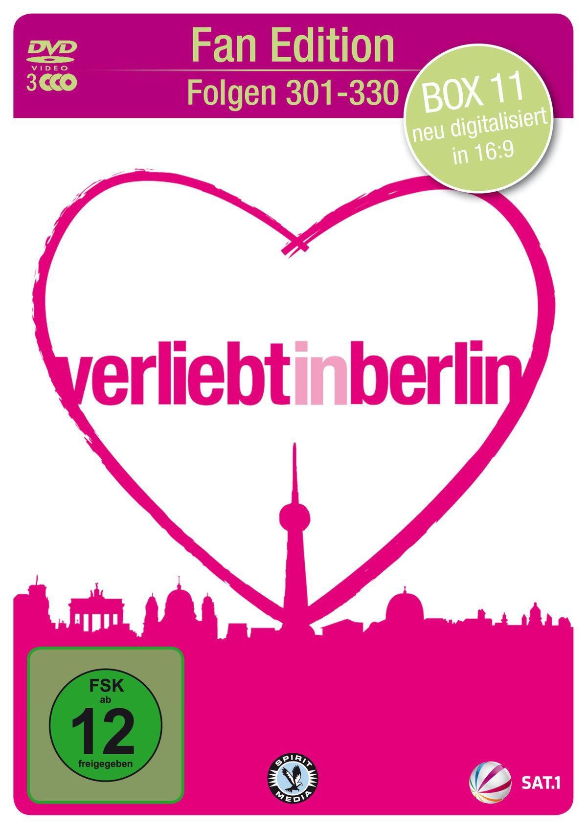 Verliebt in Berlin - Box 11  (3 DVDs) (Cede)