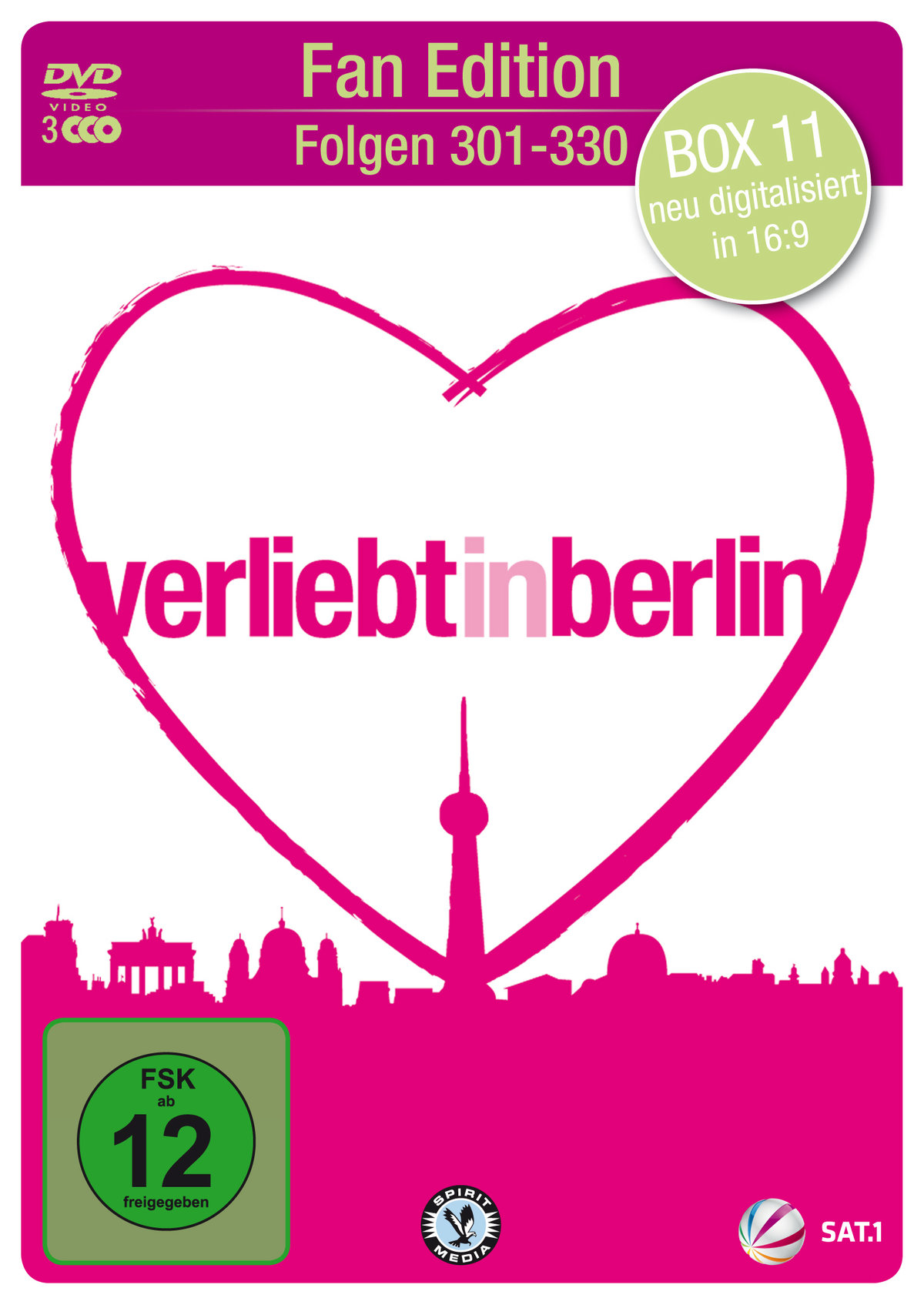 Bild Verliebt in Berlin - Box 11  (3 DVDs)