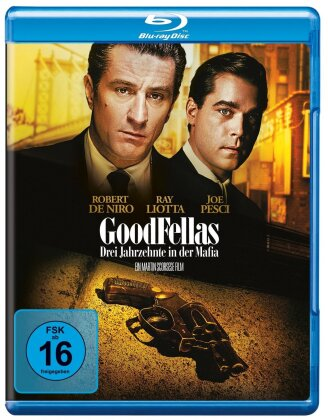 GoodFellas (1990) (4K Mastered, 2 Blu-rays)