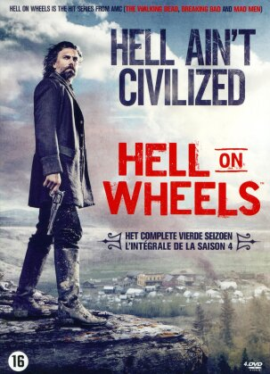 Hell on Wheels - Saison 4 (4 DVDs)