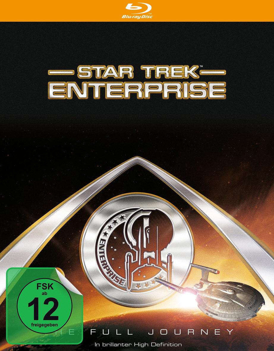 Star Trek - Enterprise - The Full Journey (24 Blu-rays)
