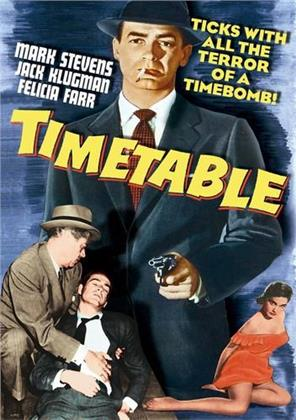 Time Table (1956) (s/w)