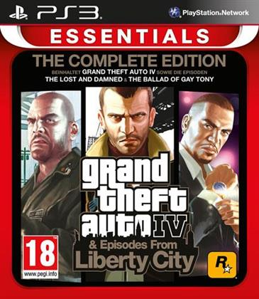 GTA 4 - Essentials (Complete Edition)