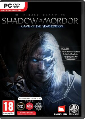 Middle-Earth: Shadow Of Mordor (Game of the Year Edition)