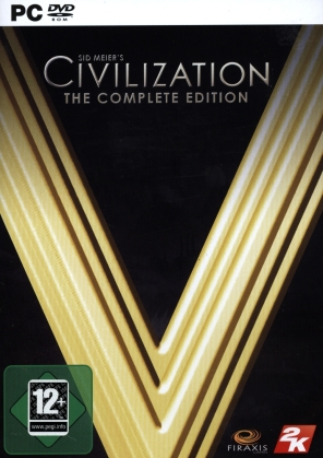 Pyramide: Sid Meier's Civilization V - Complete Edition