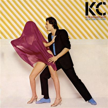K.C. & The Sunshine Band - All In A Night's Work - + Bonustracks (Remastered)