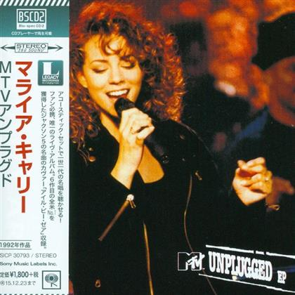 Mariah Carey - MTV Unplugged - Reissue