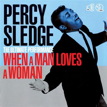 Percy Sledge - Ultimate Performance (CD + DVD)
