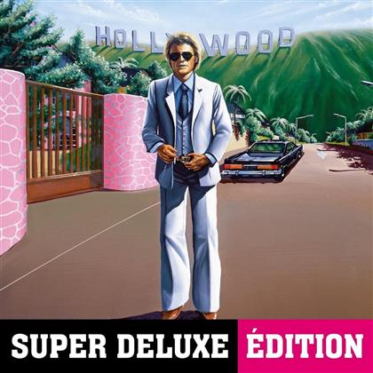 Johnny Hallyday - Hollywood (Deluxe Edition, 2 CDs)