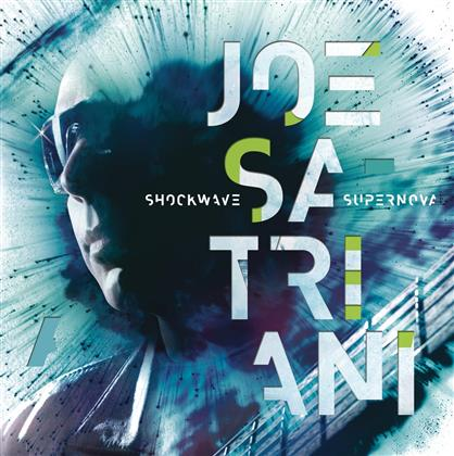 Joe Satriani - Shockwave Supernova (2 LPs)