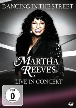Martha Reeves - Dancing In The (CD + DVD)