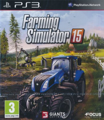 Landwirtschafts-Simulator 15 (GB-Version)
