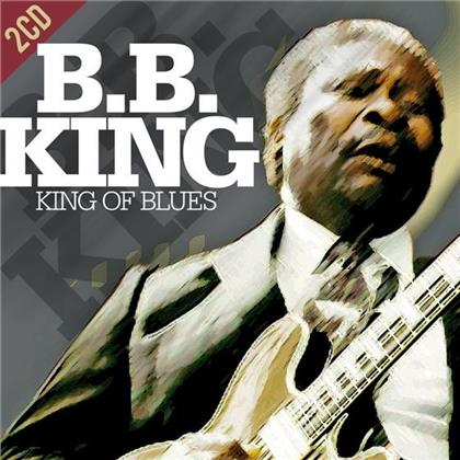 B.B. King - King Of Blues - ZYX (2 CDs)