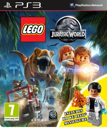 LEGO Jurassic World (Toy Edition)